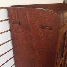 Stickley Bookcase Gustav Stickley 2 Door Bookcase No 718 American Gold U0026 Estate