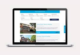 estate agent website design for hastings reading