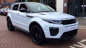 range rover evoque rear used land rover range rover evoque 2 0 si4 hse dynamic lux 5dr