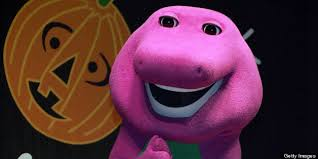 meet actor played barney dinosaur