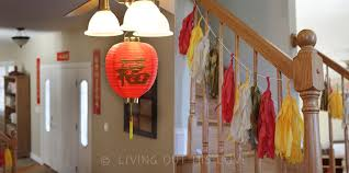 chinese new year home decoration decorating for chinese new year living out his love