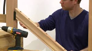 How To Build A Banister For Stairs How To Install A Rail Simple Tuscany Stair Railing Kit Youtube