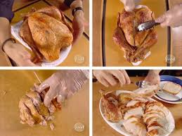 alton brown on how to carve a turkey serious eats