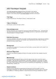 technical report word template technical feasibility report template new technical report word