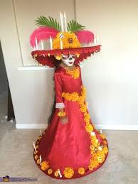 La Muerte Costume The Book Of Life Movie La Muerte Costume Photo 2 10