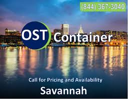 shipping containers for sale savannah ga storage unit containers