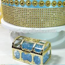 Treasure Chest Favors by New Gold Treasure Chest Favors Decorative Favors Prince Or