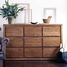 Hudson Bedroom Furniture by Hudson 9 Drawer Chest Raft Furniture London