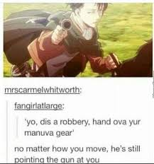 Attack On Titan Memes - the best attack on titan memes yo dis is a robbery memes levi