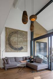 House Design 150 Square Meter Lot by Cozy Family Home Artistically Blends Modern And Traditional