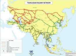 Maps Asia by Energy Pipelines In Eurasia Maps Of The New Silk Road Nima