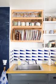 how can i organize my kitchen without cabinets 9 ways to organize a kitchen without many or any cabinets