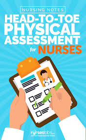 free cheat sheet head to toe physical assessment for nurses
