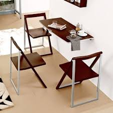 furniture white wall mounted folding kitchen table with drop leaf