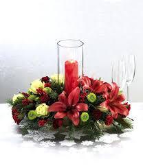 christmas table flower arrangement ideas making christmas table centerpieces lio co
