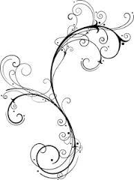 feminine swirl tattoos here are some filigree designs for