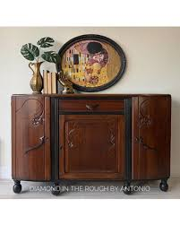Buffet Bar Cabinet Deal On Sold Buffet Sideboard Credenza Deco Buffet
