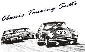 porsche logo black and white back seats u2013 porsche 911 u0026 912 leatherette houndstooth classic