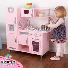 spielküche holz kinderküche retro spiel küche kidkraft holz nr 53179 ebay
