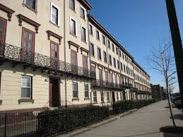 Rowhouses Baltimore Building Of The Week Italianate Rowhouses Baltimore