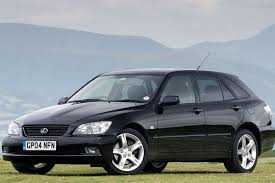 lexus is200 vs audi a4 lexus is sportcross 2001 car review honest john