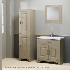 Bathroom Combination Furniture by Ascent Furniture Grosvenor Basin U0026 Base Unit With Column 600 To