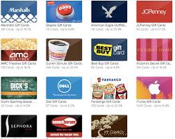 discounted gift cards 5 many discounted gift cards some even free