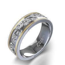 engraved mens wedding rings with unique men u0027s wedding rings