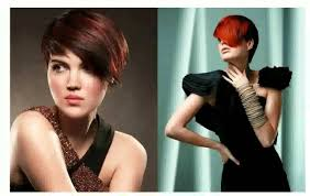 short red hair cuts irozona youtube