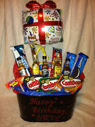 birthday baskets for him gift baskets for men birthday anyday thebrobasketcom best
