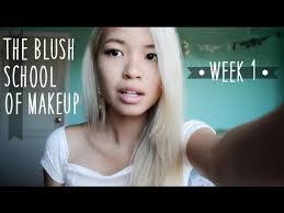 makeup effects schools blush school of makeup week 1 introduction typical day