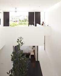 stylish modern minimalist kuala lumpur terrace house by fabian tan