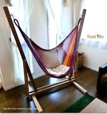 Hammock Chair Stands Modern Hammocks Allmodern Headdemock Deluxe Fabric Hammock With