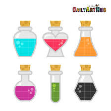 halloween decorations potion bottles potion bottle halloween clip art u2013 festival collections