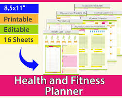 halloween tracts free printables fitness planner workout planner weight loss journal weight