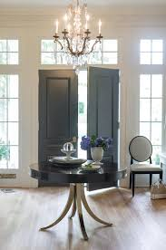 Foyer Table Ideas by Furniture Excellent Pottery Round Foyer Table Marble Top Round