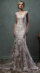 silver wedding dresses amelia sposa 2016 wedding dresses wedding inspirasi
