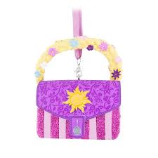 your wdw store disney purse ornament princess rapunzel from