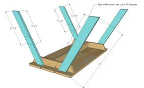 Woodworking Plans For Octagon Picnic Table by Ana White Preschool Picnic Table Diy Projects