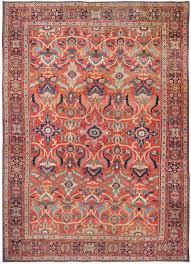 Antique Persian Rugs by Antique Persian Sultanabad Rug 44175 By Nazmiyal