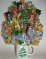 gift mugs with candy 2543 best candy gift ideas images on candy bar bouquet