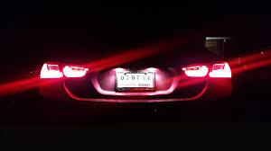 chevy malibu tail lights stingray influenced tail lights on my 2016 malibu