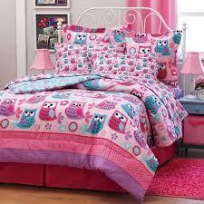 Purple Full Size Comforter Set Best 25 Owl Bedding Ideas On Pinterest Owl Bedroom Decor Owl