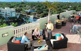 the riverside hotel is located on the trendy las olas boulevard