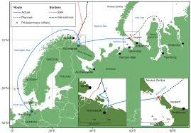 technological and environmental challenges of arctic shipping a