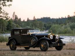 antique rolls royce rm sotheby u0027s 1929 rolls royce phantom i riviera town car by