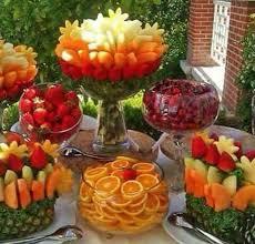 fruit displays best 25 fruit displays ideas on fruit display wedding