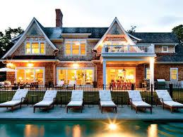 Pottery Barn Hampton Martin Raffone Designs A Hamptons Paradise New York Spaces