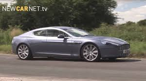 aston martin rapide shows its aston martin rapide car review youtube