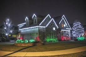 beautiful christmas lights ideas for outside 50 on elegant design